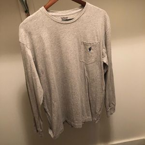 Polo Ralph Lauren long sleeve pocket